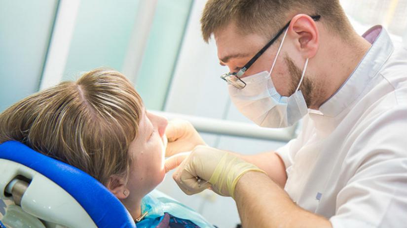 Восстанавливаем зубы!